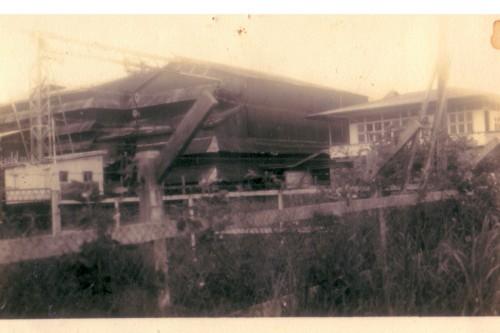 De suikerfabriek rond 1970