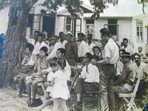 Javaansearbeiders op Waterloo