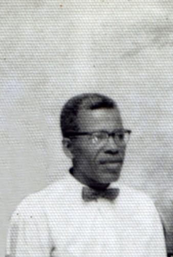 Rannie Brown, Nickeriaanse vakbondsleider van de Nickeriaanse Werknemers Unie